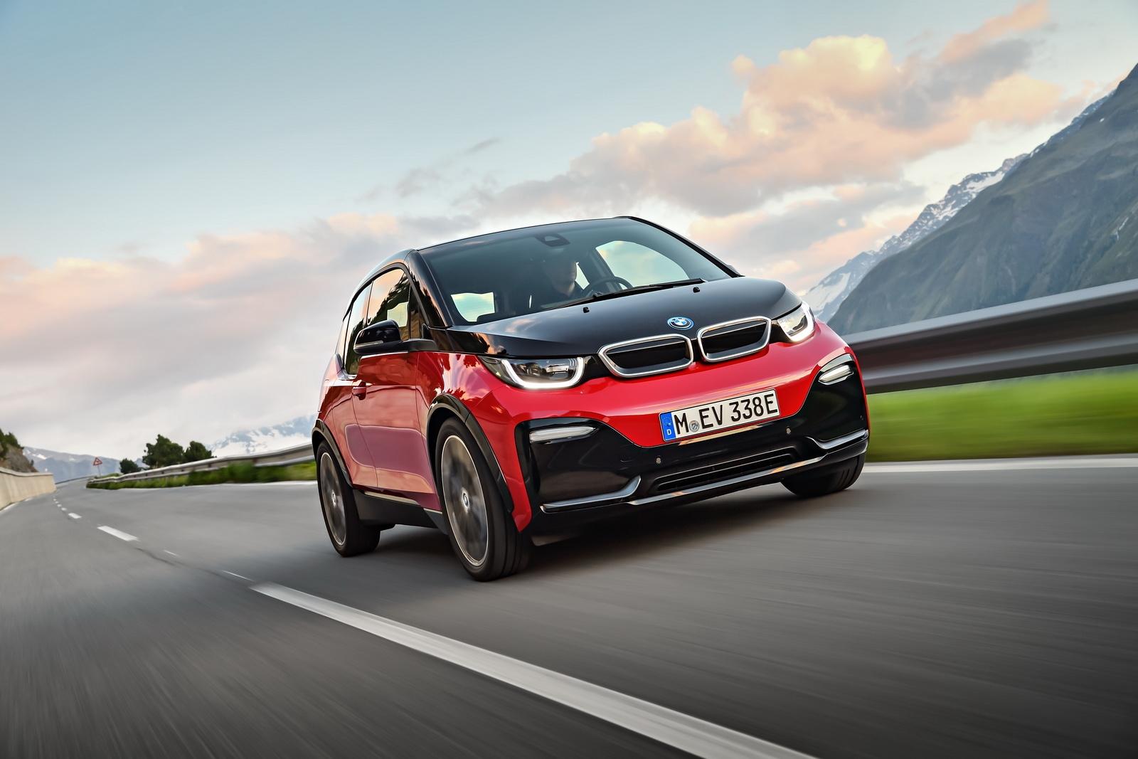 יבוא רכבי BMW - ב.מ.וו i3